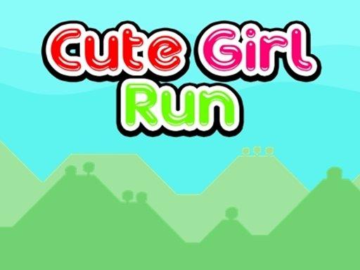 Jogo Cute Girl Run