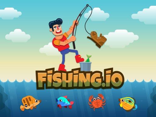 Jogo Fishing.io