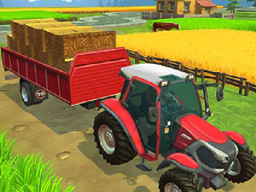 Jogo Farming Town