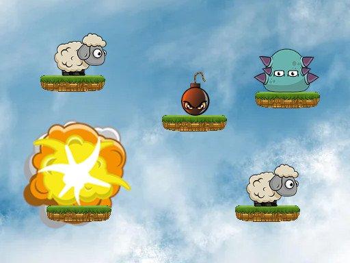 Jogo Blobs And Sheep