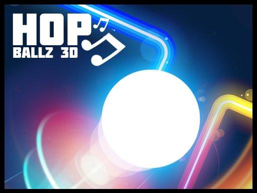 Jogo Hop Ballz 3D