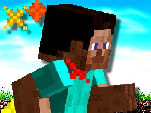 Jogo Run Minecraft Run