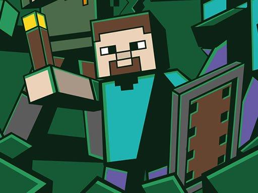 Jogo Minecraft Jigsaw