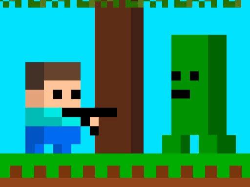 Jogo Minescraft Steve Adventures
