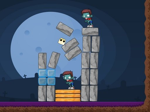 Jogo Angry Infected 2D