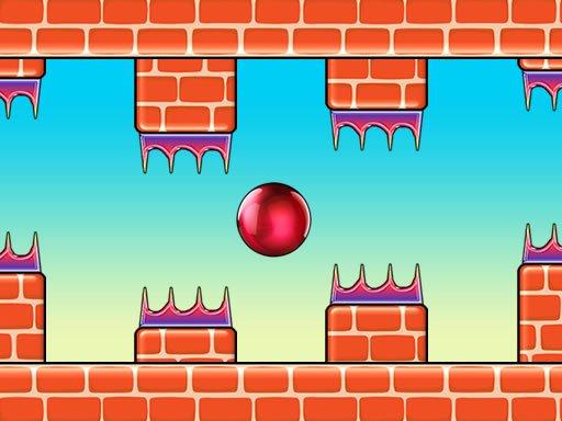 Jogo Flappy Red Ball