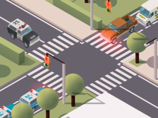Jogo Traffic Controller