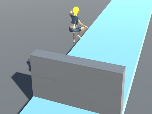 Jogo Run Wall Jump 2020
