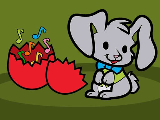 Jogo Easter Day Coloring