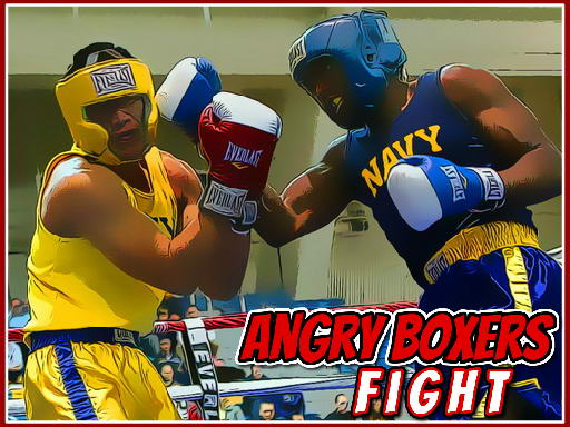 Jogo Angry Boxers Fight