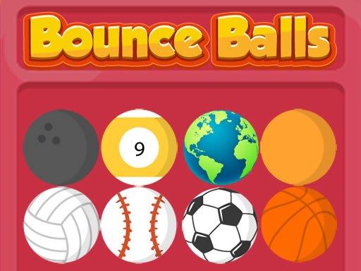 Jogo Bouncing Ball