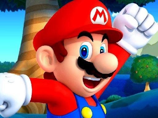 Jogo Super Mario Endless Run