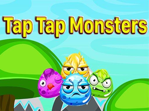 Jogo Tap Tap Monsters