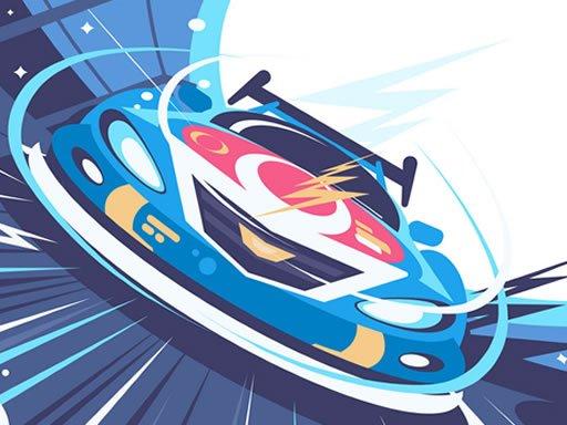 Jogo Fast Racing Car Hidden