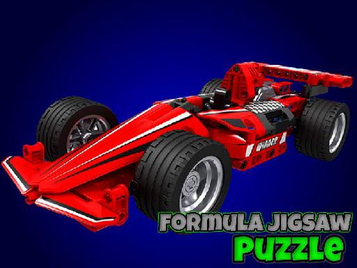 Jogo Formula Jigsaw Puzzle