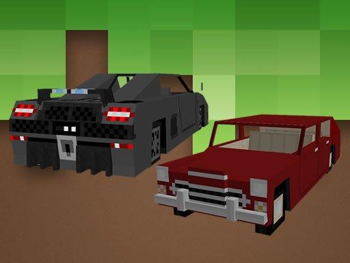 Jogo Minecraft Cars Jigsaw