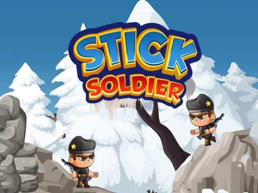 Jogo Fast Stick Soldier