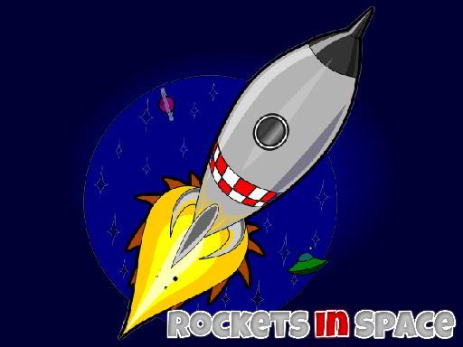 Jogo Rockets in Space