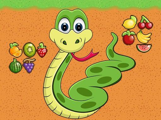 Jogo Fruta Cobra