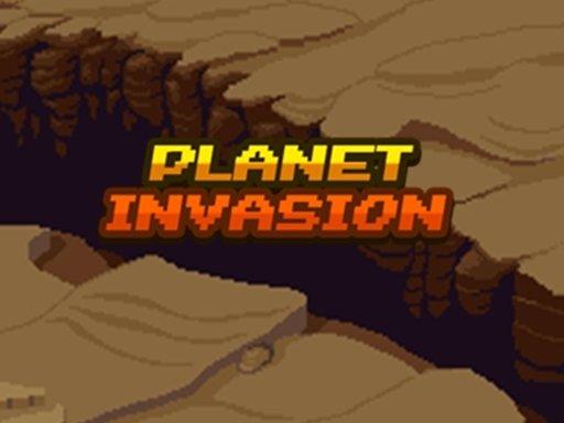 Jogo Planet Invasion