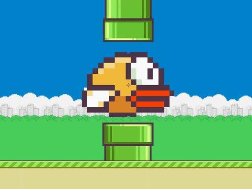 Jogo Flappy Bird .io