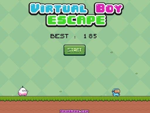 Jogo Virtual Boy Escape