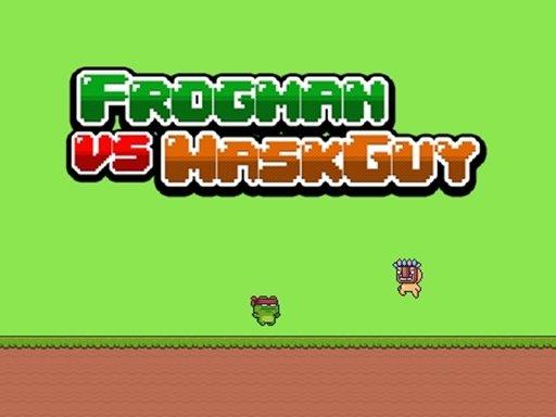 Jogo Frogman vs Maskguy