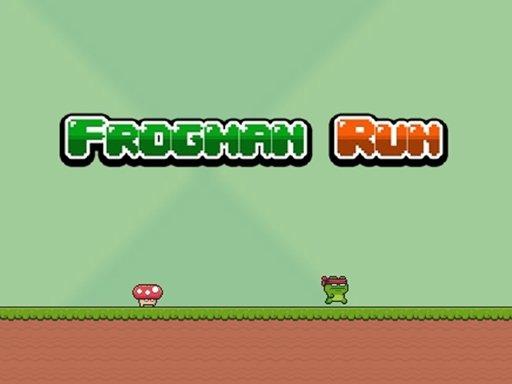 Jogo Frogman Run