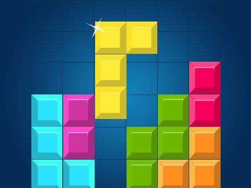 Jogo Block Puzzle Classic Plus