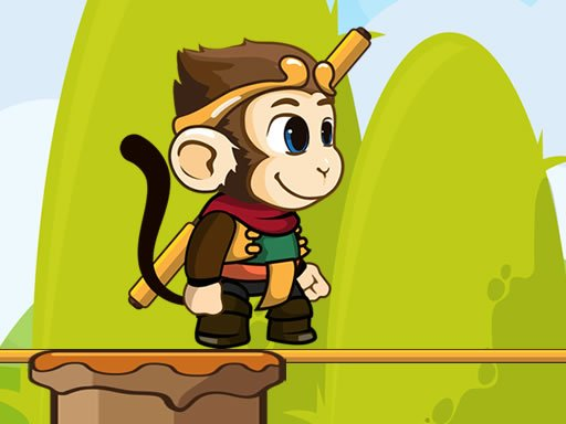 Jogo Monkey Bridge