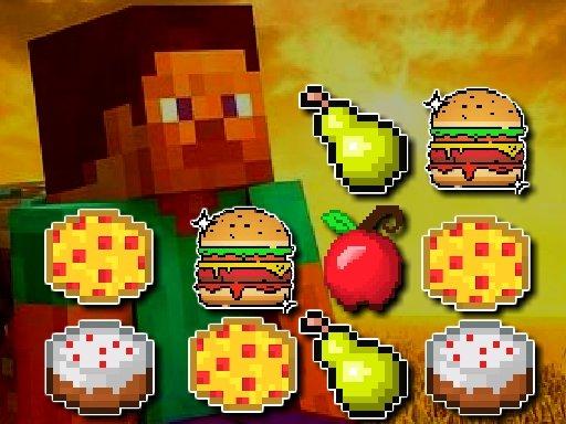 Jogo Minecraft Puzzle