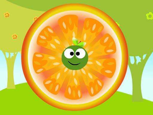Jogo Ricocheting Orange