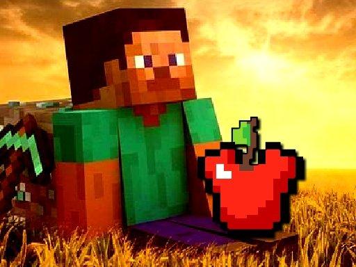 Jogo Minecraft Apple Shooter