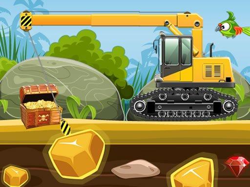Jogo Gold Truck Crane
