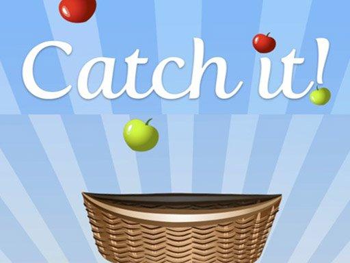 Jogo Real Apple Catcher Extreme Fruit Catcher Surprise