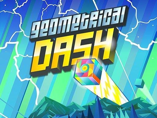 Jogo Geometrical Dash