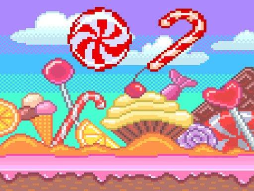 Jogo Pixel Craft Candy
