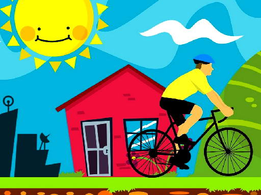 Jogo Bicycle Drivers Puzzle
