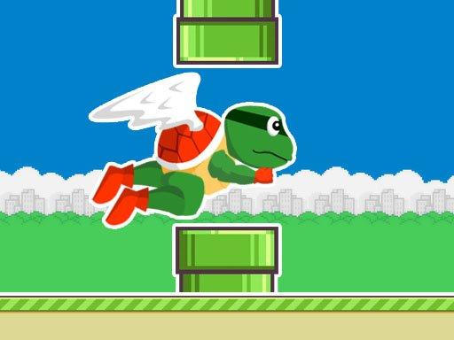 Jogo Flappy Turtle
