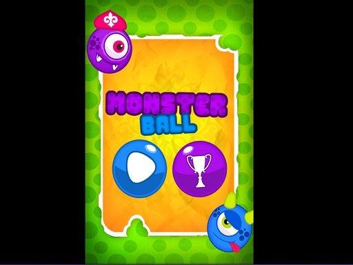 Jogo Monster Balls !