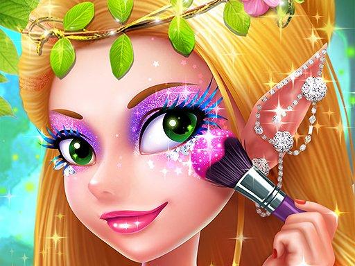 Jogo Fairy Dress Up for Girls Free