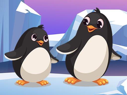Jogo Penguin Jigsaw
