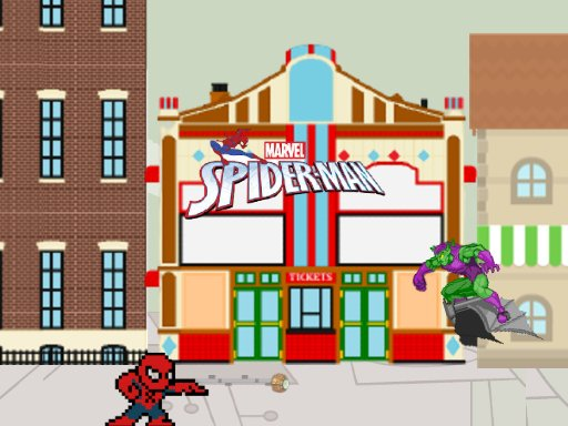 Jogo Spider Man vs Goblin
