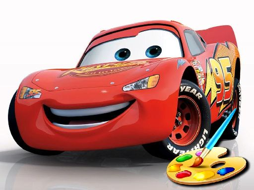 Jogo Disney Cars Coloring Book