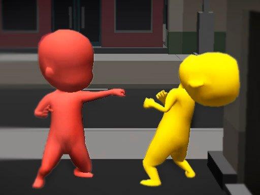 Jogo Stickman Fights
