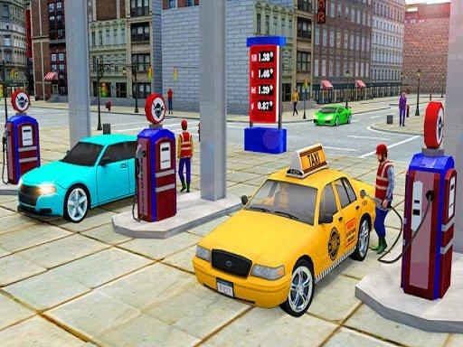 Jogo City Taxi Driving Simulator