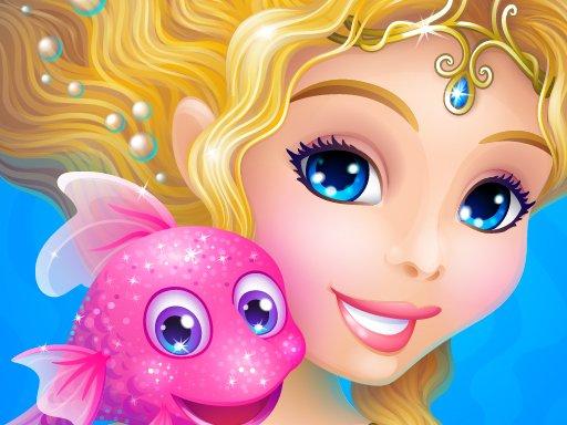 Jogo Mermaid Dress up for Girls