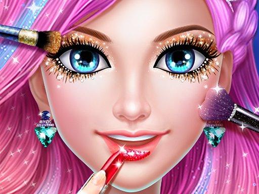 Jogo Mermaid Dress up & Makeover – Color by Number