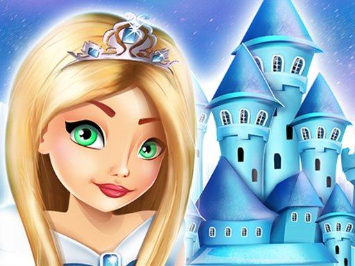 Jogo Ice Princess Doll House Design