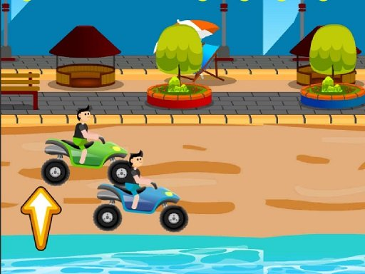 Jogo Buggy Race Obstacle